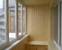 Качественная отделка балконов в Самаре