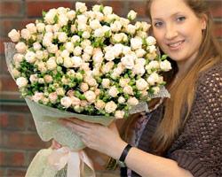Покупка букетов цветов с доставкой