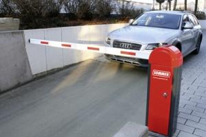 Задачи парковочных барьеров