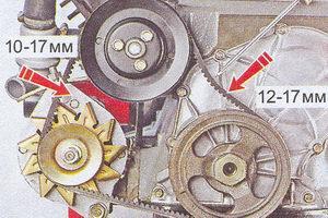 Проверка генератора для «ВАЗ 2104» на стенде