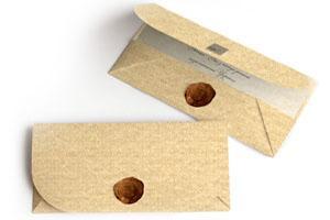 Почтовые конверты — функциональность и впечатление