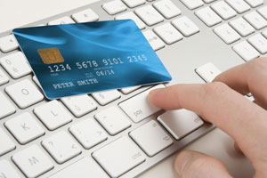 Как получить кредит на карту банка онлайн
