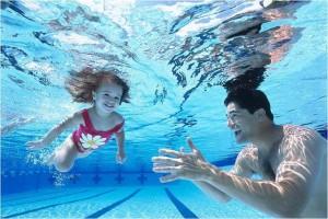 Что купить для занятий по плаванию
