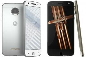 Смартфоны Moto Z Play и Moto X Style