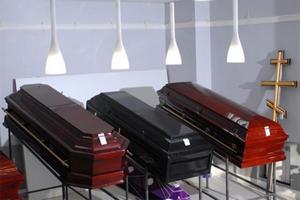 Какие существуют виды гробов