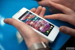 Мобильное приложение для людей дела