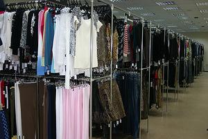 Оптовые поставки женской одежды от производителя