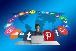 Общение с аудиторией через соцсети